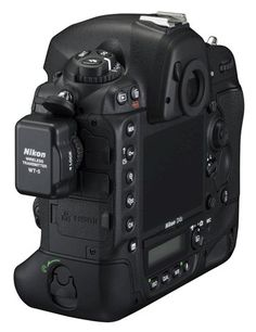 Nikon D4s with WT-5 wireless transmitter - My dream camera...one day!