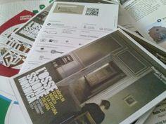 """Comunicazione e stampa materiale informativo - campagna pubblicitaria mostre a palazzo roverella """"ossessione nordica"""" #rovigo 2014"""