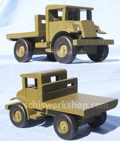 3 truck plan