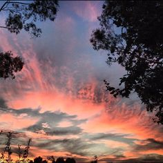 Gilmerton sunset. Our first one - @charleselliott- #webstagram