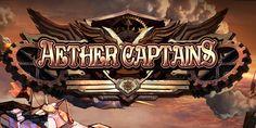 Kickstarter Tabletop Alert: 'Aether Captains' - http://geekdad.com/2016/04/aether-captains/?utm_campaign=coschedule&utm_source=pinterest&utm_medium=GeekMom&utm_content=Kickstarter%20Tabletop%20Alert%3A%20%27Aether%20Captains%27
