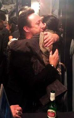(photo of Julian Lennon and Dhani Harrison Beatles Band, The Beatles, George Harrison, Olivia Harrison, Julian Lennon, Sir Paul, Love Is Everything, Love Me Do, 26 November