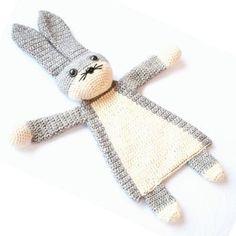 Mesmerizing Crochet an Amigurumi Rabbit Ideas. Lovely Crochet an Amigurumi Rabbit Ideas. Crochet Lovey, Crochet Baby Toys, Crochet Rabbit, Easter Crochet, Love Crochet, Baby Blanket Crochet, Crochet For Kids, Crochet Crafts, Crochet Dolls