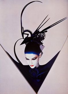 Serge Lutens Fashion Architect or Fragrance Genius | Trendland: Fashion Blog & Trend Magazine