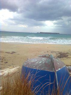Tserdakia, New Golden Beach, Paros wintertime
