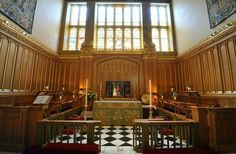 St James's palace- chapel royal