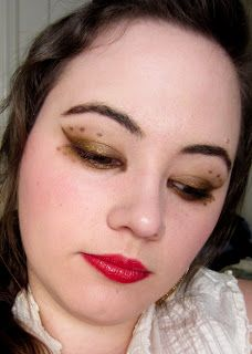 MAKEUP FANCY: Becky's Steampunk inspired look