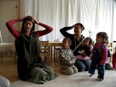 Waldorf Songs for a Fall Playgroup
