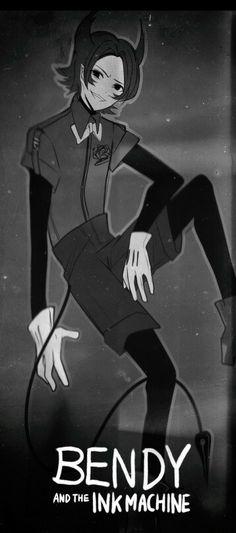 Bendy human (Bendy The Demon)