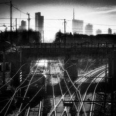 last train home by Silvano Dossena on 500px