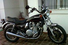 Moto Kawasaki LTD1000 1981