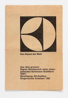Carlo Vivarelli, Das Signet der Wahl, 1961