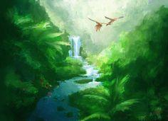 http://fc04.deviantart.net/fs70/f/2012/105/3/2/rainforest_by_kesterfox-d4wbbc5.jpg