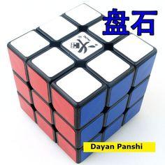 Dayan VI PanShi 3x3 Black 3x3x3 Speedcube Puzzle Cube New 2013 (bestseller)
