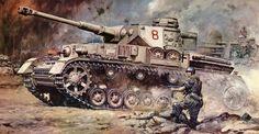 german panzer ww2