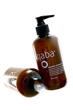 Qaba Weekend Shampoo Shampoo, Soap, Personal Care, Bottle, Hair, Products, Self Care, Personal Hygiene, Flask
