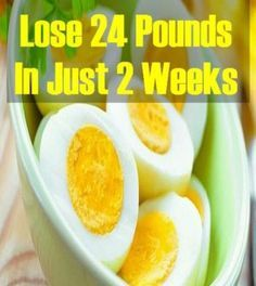 The Boiled Egg Diet – Lose 24 Pounds In Just 2 Weeks – Fire Yoga