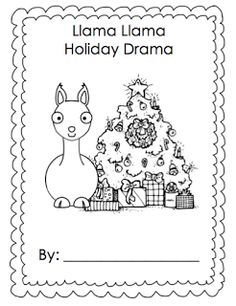 1000 images about Llama Llama books activities on