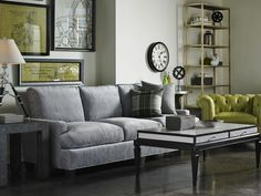 Lillian August Collection by Hickory White Furniture. Masculine Moxie.