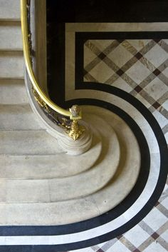 black and gold brushstrokes   fresh hues   color + inspiration