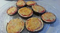 Rezept: Kleine Auberginen-Pizzen ala Margherita | Frag Mutti