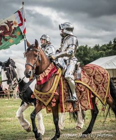 'Battle of Bosworth' courtesy of Stephen Moss/Photosm