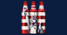 Budweiser Liberty — The Dieline - Package Design Resource