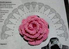 O crochê é uma técnica manual bastante legal de fazer, através deste material você pode criar lindas peças além, de ser muito agradável de fazer as peças para se divertir e passar o tempo também podem se tornar uma excelente fonte de renda. A seguir vamos ensina-los o passo-a-passo de como fazer flor em espiral de …