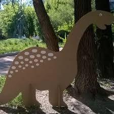 Картинки по запросу динозавр из картона