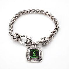 Liver Cancer Support Bracelet