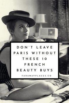 10 French Pharmacy Skincare Must-Haves – faraway places – Paris – frech Paris 3, I Love Paris, Paris France, Paris Tips, Paris Travel, France Travel, Paris Packing, French Pharmacy, French Skincare