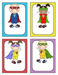 Super Hero Theme Items {Calendar Cards, Desk Plates, etc! Superhero Classroom, Superhero Party, Classroom Decor, Elementary Counseling, Career Counseling, Guidance Lessons, Hollywood Theme, Teacher Appreciation Week, Conflict Resolution