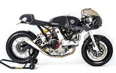 8negro: Ducati Leggero:: Walt Siegl Motorcycles.