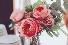 elisabeth blumen decoración flores vintage