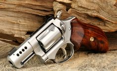 Gemini Custom Ruger Revolvers- with something called Hybro-porting. $2500 seems high for customization that does not even include the cost of the gun itself which is around $450. $3000 for a customized .357 ??