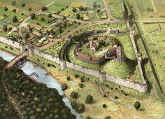 J.H. Cook - Leicester Castle