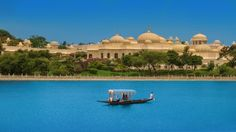 Palatial resort in India is best hotel in the world 2015