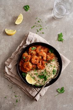 Sharing The Best Shrimp Creole! Friends, this is IT! This New Orleans-inspired dish is one I've been making for clients for as long as I've been a personal chef and this recipe never fails to please! Wok Recipes, Shellfish Recipes, Cajun Recipes, Shrimp Recipes, Dinner Recipes, Cooking Recipes, Skillet Recipes, Baked Fried Chicken, Salmon Tacos