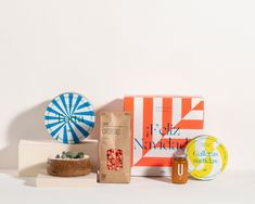 Masa's Christmas Packaging Puts A Vibrant Spin On The Holidays | Dieline - Design, Branding & Packaging Inspiration Bakery Packaging, Food Packaging Design, Packaging Design Inspiration, Brand Packaging, Branding Design, Food Branding, Christmas Palette, Food Graphic Design, Bakery Design