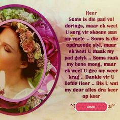 Afrikaans, Good Thoughts, High Tea, Prayers, Hat Party, Faith, Kos, Quotes, Everything