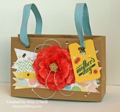 Love Stampin Up's Paper Pumpkin Kits!