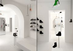 Ruco Line flagship store by Jean Nouvel, Rome – Italy » Retail Design Blog
