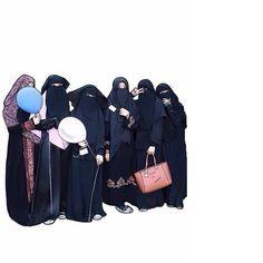 keep your shalihah friends