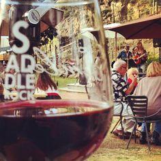 Through the Wine Glass at Malibu Wines Tasting Room
