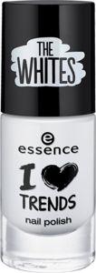 I love TRENDS nail polish the whites 45 sweet dreams - essence cosmetics