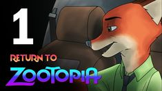 Return To Zootopia - Episode 1: Return (Fan-Film) - YouTube