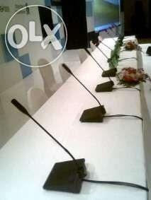 Sewa delegate microphone - Tangerang Kota - Jasa