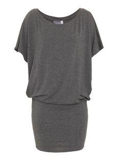 Jackie dress Grey