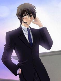 Hiyama Kiyoteru from Vocaloid