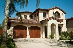 spanish style homes | Spanish-style homes